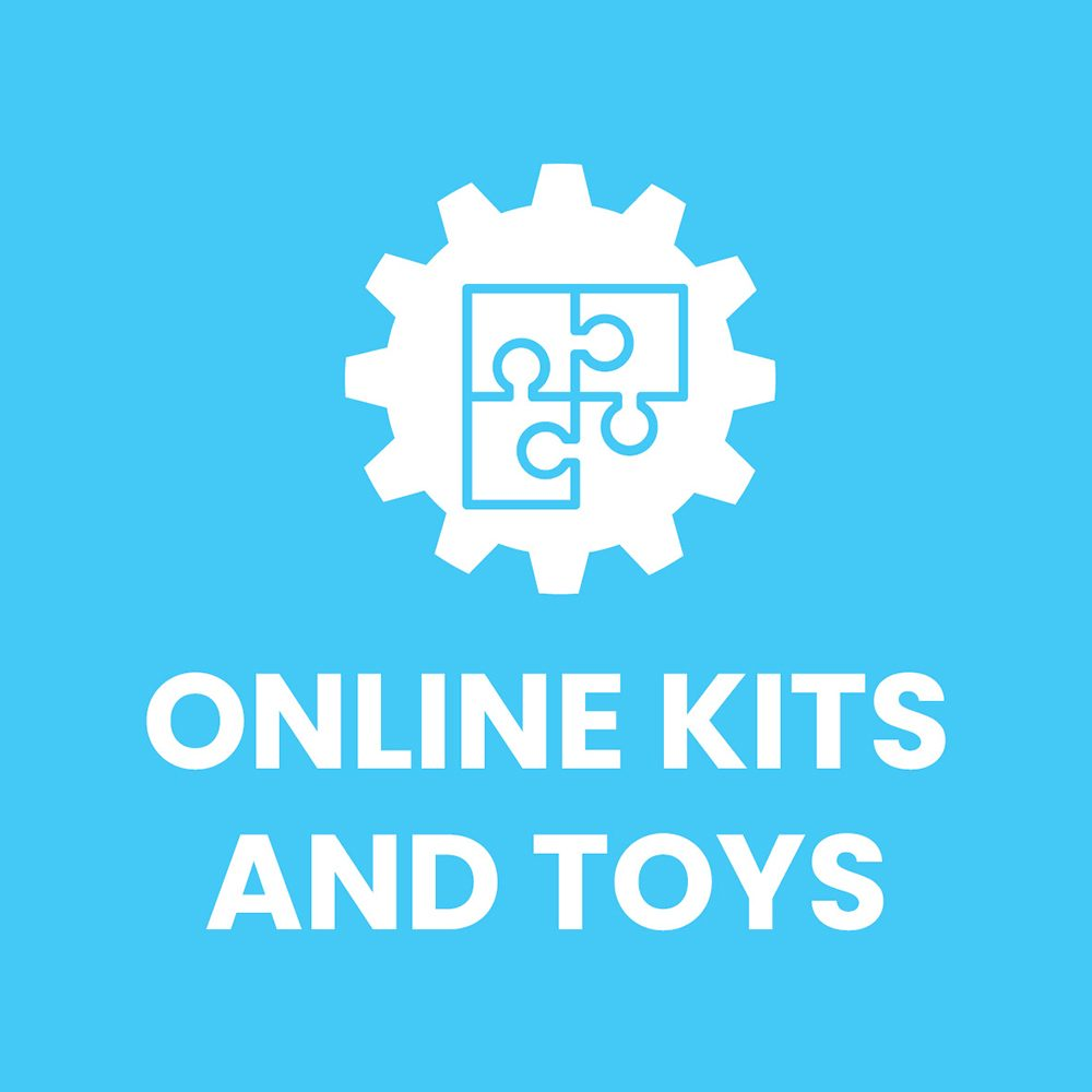 Online Kits and Toys